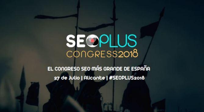 SEOPLUS 2018 evento de marketing online y SEO