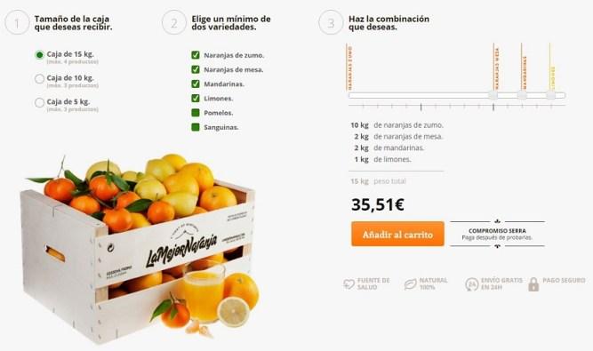 Personalizar productos online