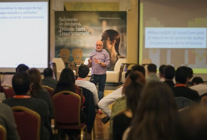 Evento marketing online en Murcia