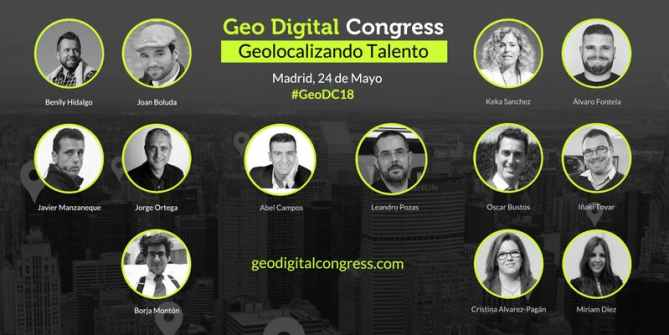 GEO Digital Congress 2018