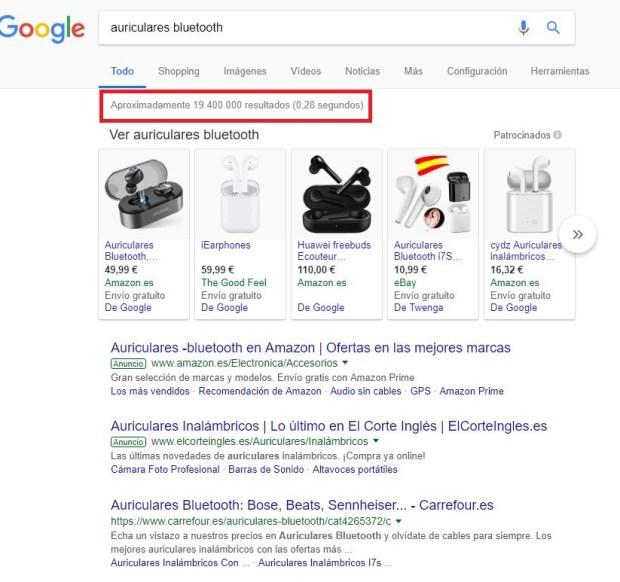 Operadores de búsqueda avanzada en Google
