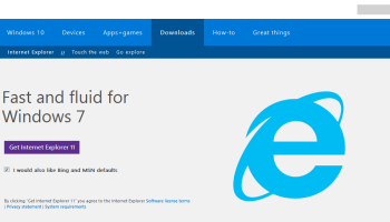 How To Use Internet Explorer In Windows 10