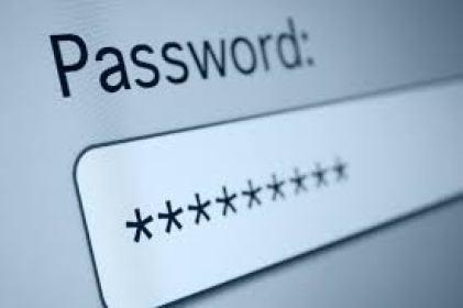 stong password