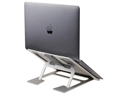 Soudance Adjustable Ventilated Laptop Stand -best adjustable laptop stand
