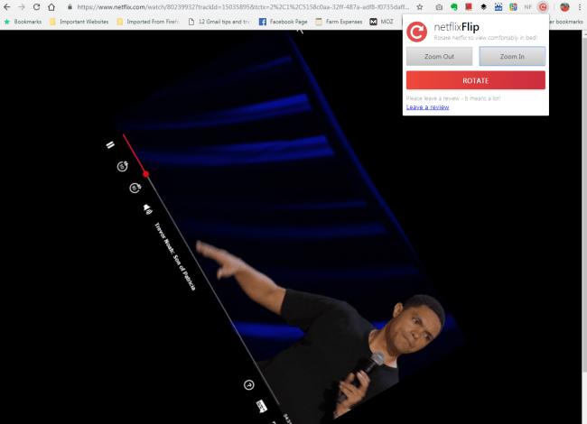 netflix flip