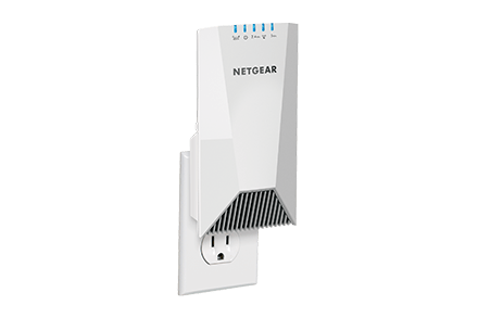 EX7500_NA_inWall_Transparent to improve wireless signal