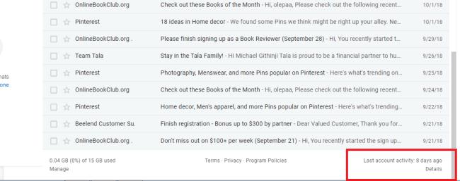 gmail login history
