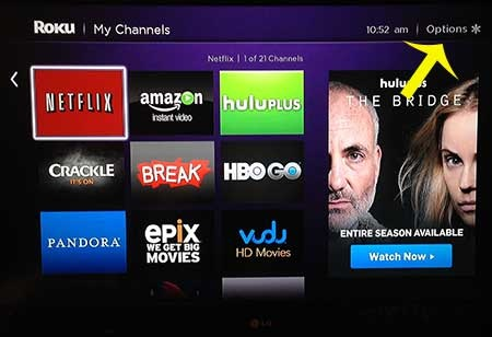 how to sign out of netflix on roku