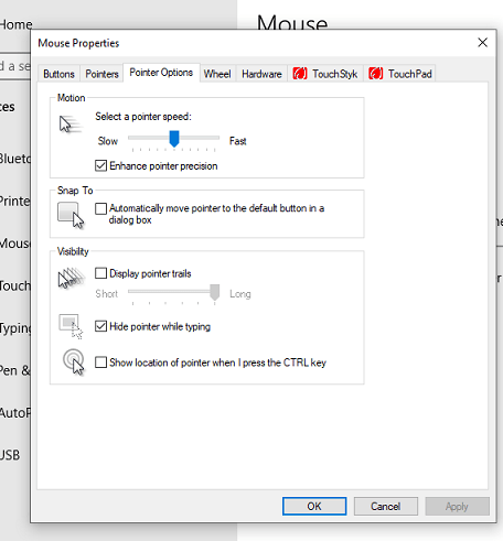 how to change dpi on mouse