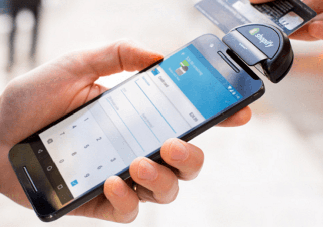 Shopify Launches POS for Android