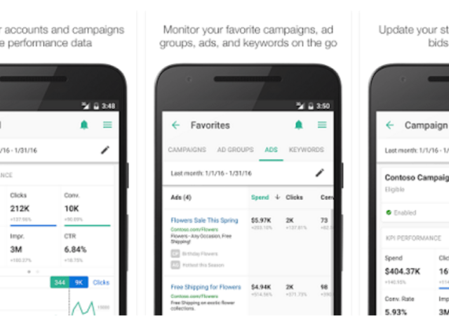 Microsoft's Bing Ads Apps Just Got A Lot Better
