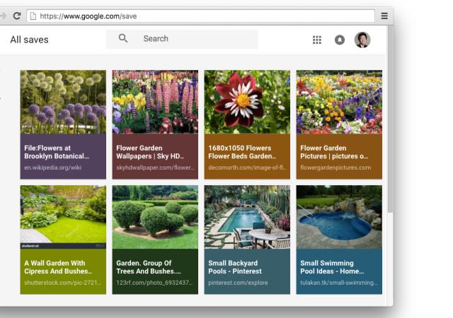 Google's Pinterest-Like Image Search Hits Desktop