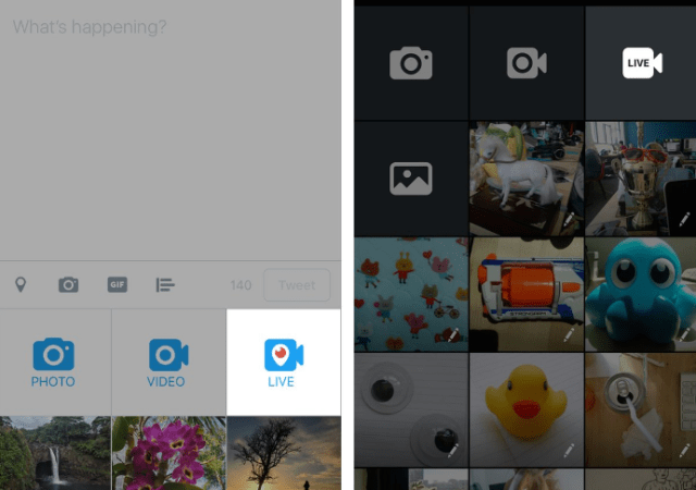 Periscope Live Button Now On Twitter App