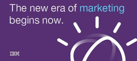 IBM Puts Watson into the Hands of Marketers