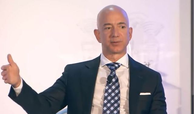 Amazon CEO Jeff Bezos Contributes $33 Million to 'Dreamers' Scholarships