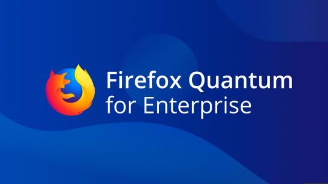 Mozilla Launches Firefox Quantum for Enterprise, IT Professionals Can Now Try Beta Version