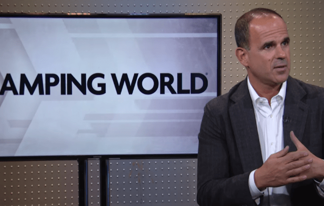 Marcus Lemonis and Camping World Targeting the Millennial