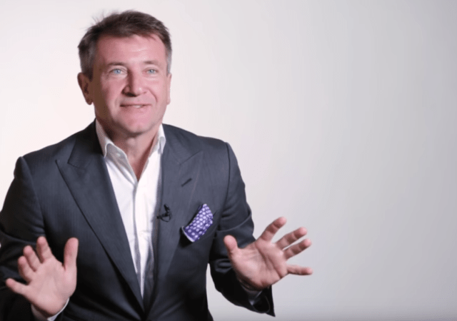 Shark Tank's Robert Herjavec Tells the Story of How an Employee Scammed Him