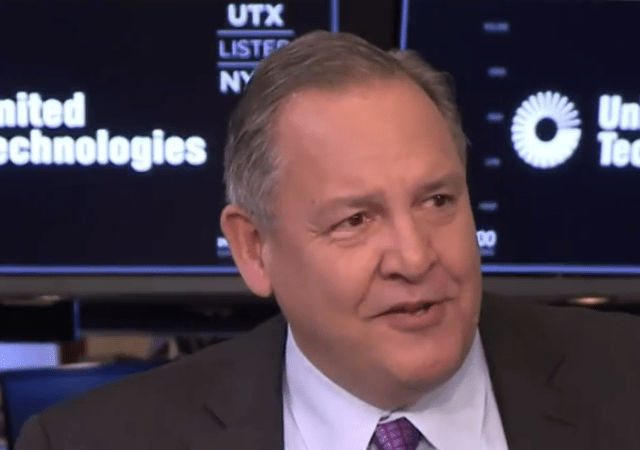"United Technologies CEO on Split: ""There's No Weak Sister Here"""
