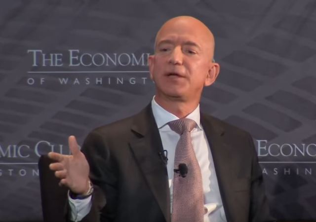Amazon is Destined to Fail, Says Company CEO Jeff Bezos
