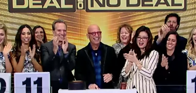 Howie Mandel Says 'Deal or No Deal' is Risk Vs. Reward, Just Like NYSE