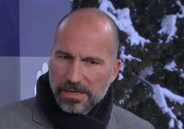 Uber CEO: Autonomous is an Enormous Technology