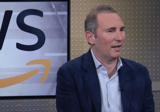 AWS CEO: Cloud is Still Really Early Days