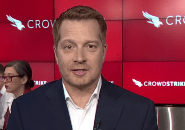 There's Been No Salesforce of Security, Says CrowdStrike CEO George Kurtz