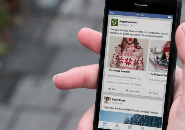 Facebook Gets Retailers Prepared For The Holidays