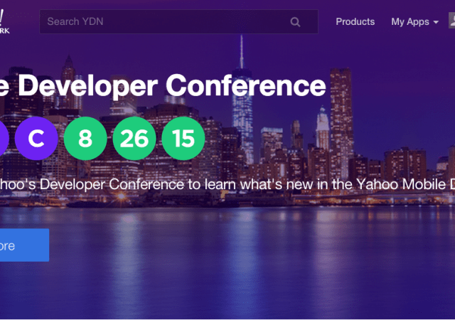 Yahoo Adds Tools To Mobile Developer Suite