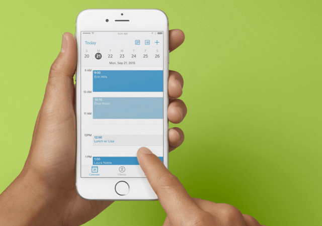 Square Gives Businesses New Appointments App