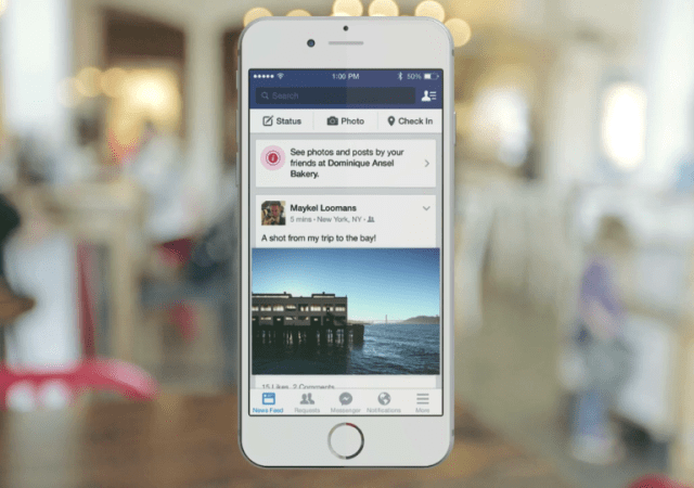 Facebook Uses Place Tips For Live Event Feature