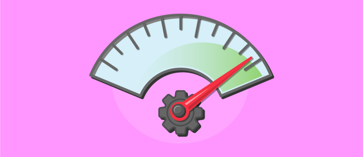 speedometer that is almost pegged