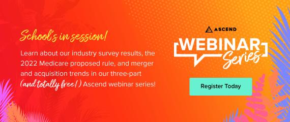 Webinar Ascend Series Register