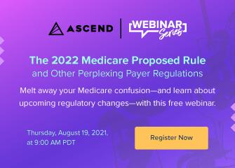 Webinar: The 2022 Medicare Proposed Rule Mobile