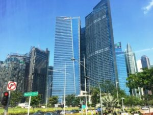 シンガポール街並み2