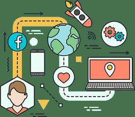 Solution web & mobile