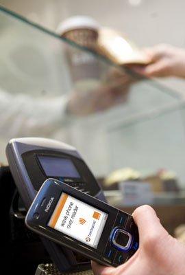 NFC Telefon