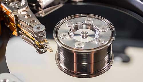 recupero dati hard disk motore bloccato