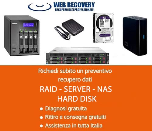 Recupero-Dati-RAID-NAS-SERVER-HARD-DISK