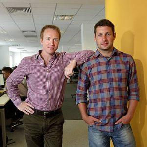 Brightpearl Founders