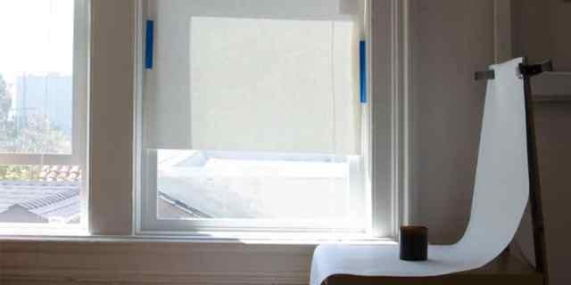 Diffused window