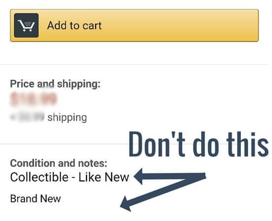 Amazon Like New