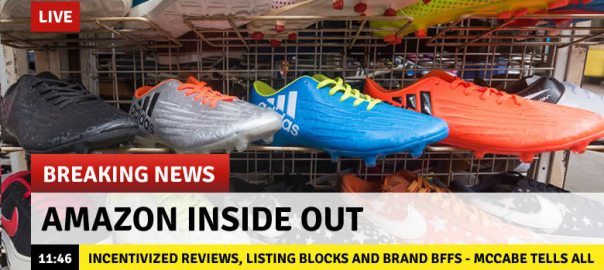 Incentivized Reviews, Listing Restrictions and Cozying up to Brands