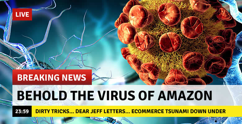 """The """"Virus of Amazon"""", Over-Eager Suspension Escalation and Australian Expansion"""