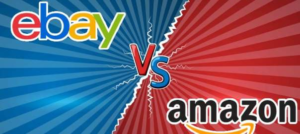 eBay vs Amazon: The World's Top Marketplaces Go Head to Head