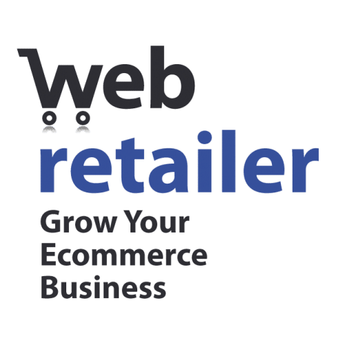 Web Retailer Logo Stacked