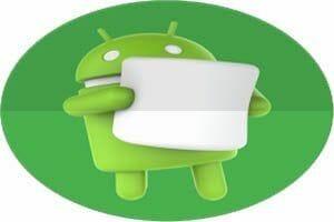 Android melcocha