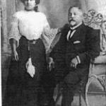 Aminta y Porfirio Meléndez
