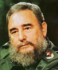mandatario de Cuba